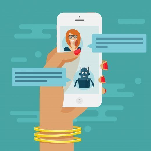 chatbots and messenger marketing