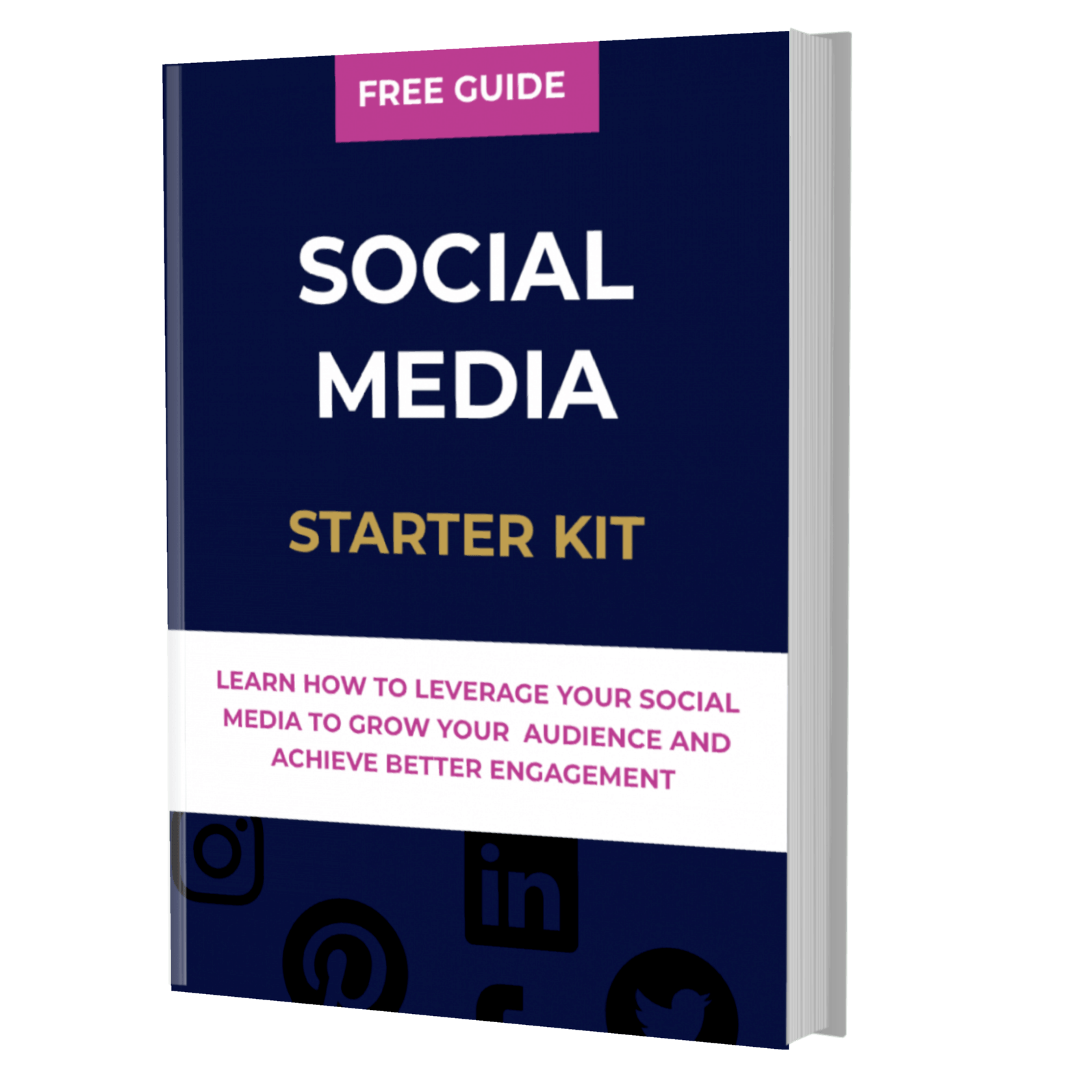 Social Media Starter Kit Image