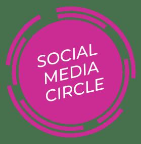 the social media circle