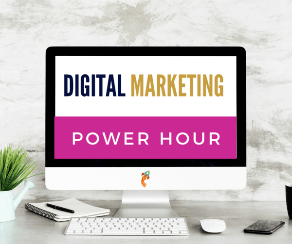 Digital Marketing Power hour