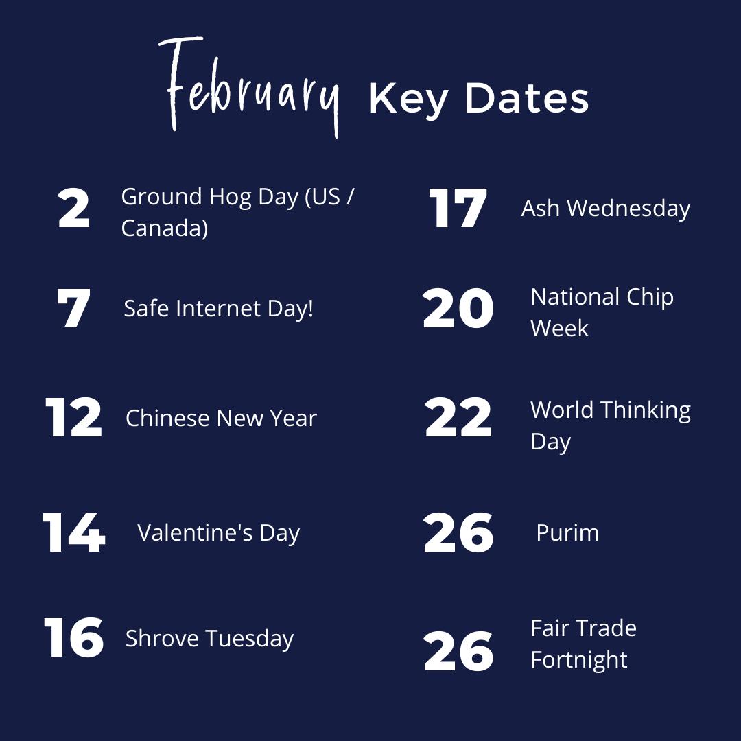 key dates UK